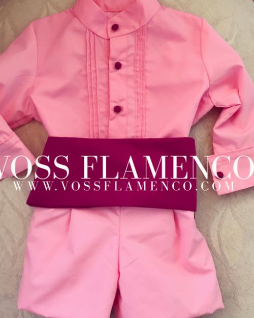 conjuntos flamenco niño