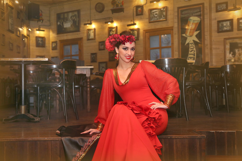 robes flamenco économiques