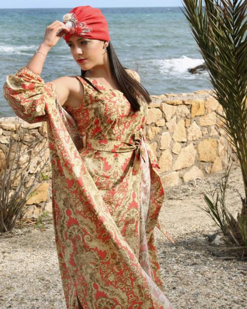 kimono mujer
