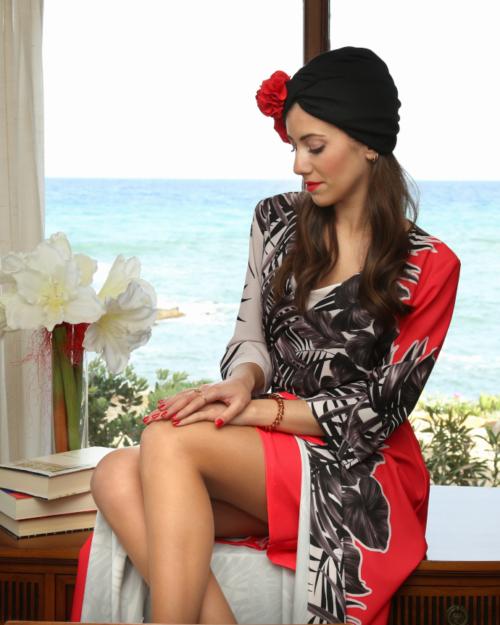 kimonos mujer